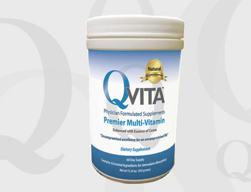Qvita Premier Multi-Vitamin – NOW SHIPPING!