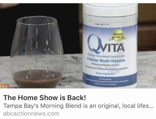 ABC Tampa Bay Morning Blend Qvita Segment – January 5, 2017